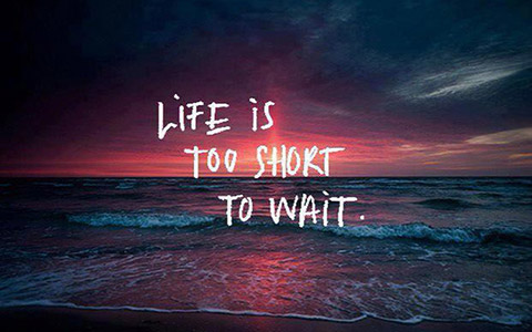 Kako si u sadašnjem trenutku? Kako život?