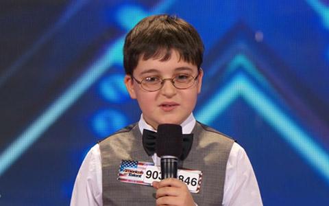 Adrian Romoff: 9 godina, posebno nadaren dječak